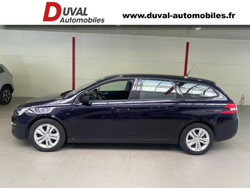 Photo 3 de l'offre de PEUGEOT 308 SW 1.6 BlueHDi 120ch Active Business S&S EAT6 à 14490€ chez Duval Automobiles