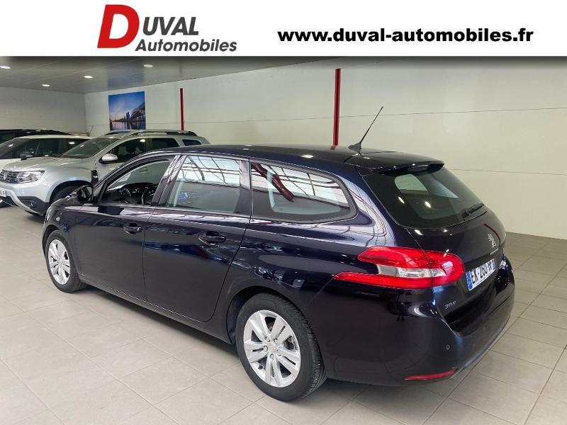 Photo 4 de l'offre de PEUGEOT 308 SW 1.6 BlueHDi 120ch Active Business S&S EAT6 à 14490€ chez Duval Automobiles