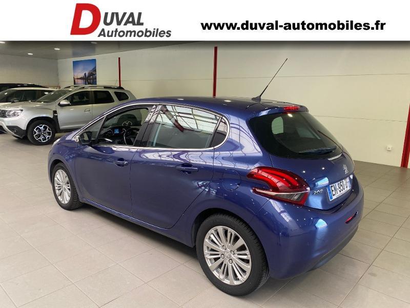 Photo 4 de l'offre de PEUGEOT 208 1.2 PureTech 110ch Allure S&S EAT6 5cv 5p à 13790€ chez Duval Automobiles