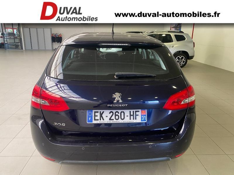 Photo 14 de l'offre de PEUGEOT 308 SW 1.6 BlueHDi 120ch Active Business S&S EAT6 à 14490€ chez Duval Automobiles