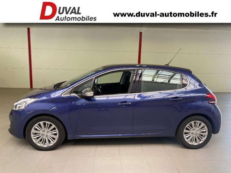 Photo 3 de l'offre de PEUGEOT 208 1.2 PureTech 110ch Allure S&S EAT6 5cv 5p à 13790€ chez Duval Automobiles