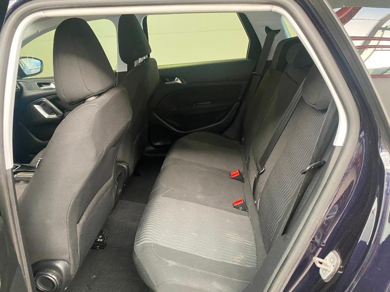 Photo 6 de l'offre de PEUGEOT 308 SW 1.6 BlueHDi 120ch Active Business S&S EAT6 à 14490€ chez Duval Automobiles