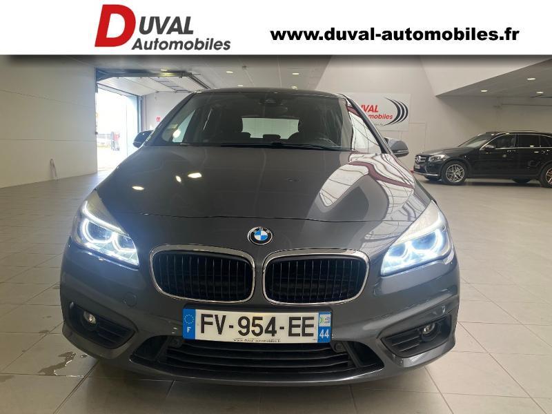 Photo 2 de l'offre de BMW Serie 2 ActiveTourer 218dA 150ch Lounge à 19990€ chez Duval Automobiles
