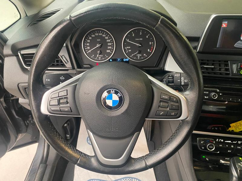 Photo 8 de l'offre de BMW Serie 2 ActiveTourer 218dA 150ch Lounge à 19990€ chez Duval Automobiles