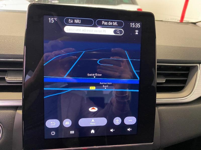 Photo 10 de l'offre de RENAULT Captur 1.3 TCe 140ch FAP Intens EDC - 21 à 24890€ chez Duval Automobiles