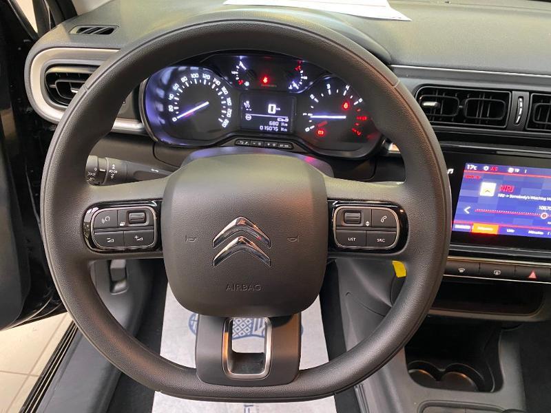 Photo 8 de l'offre de CITROEN C3 1.2 PureTech 83ch S&S Feel Pack à 13890€ chez Duval Automobiles