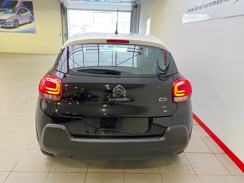 Photo 14 de l'offre de CITROEN C3 1.2 PureTech 83ch S&S Feel Pack à 13890€ chez Duval Automobiles