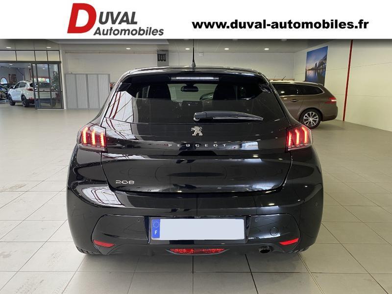 Photo 17 de l'offre de PEUGEOT 208 1.5 BlueHDi 100ch S&S Allure Pack à 21990€ chez Duval Automobiles