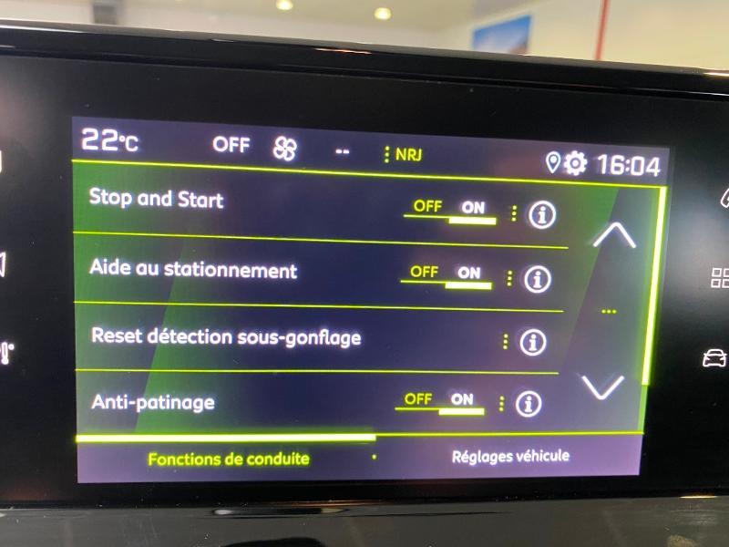 Photo 11 de l'offre de PEUGEOT 208 1.5 BlueHDi 100ch S&S Allure Pack à 21690€ chez Duval Automobiles