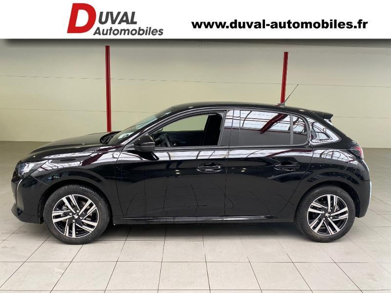 Photo 3 de l'offre de PEUGEOT 208 1.5 BlueHDi 100ch S&S Allure Pack à 21690€ chez Duval Automobiles