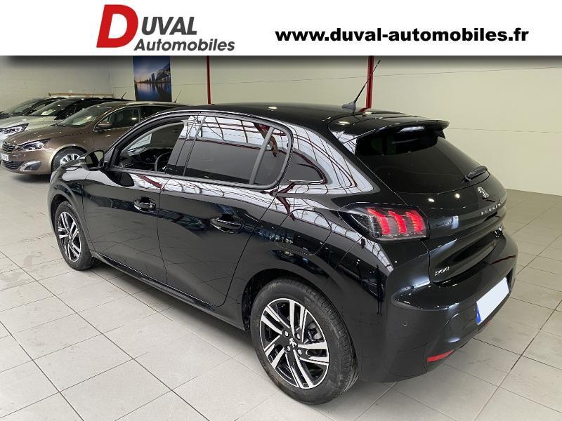 Photo 4 de l'offre de PEUGEOT 208 1.5 BlueHDi 100ch S&S Allure Pack à 21690€ chez Duval Automobiles