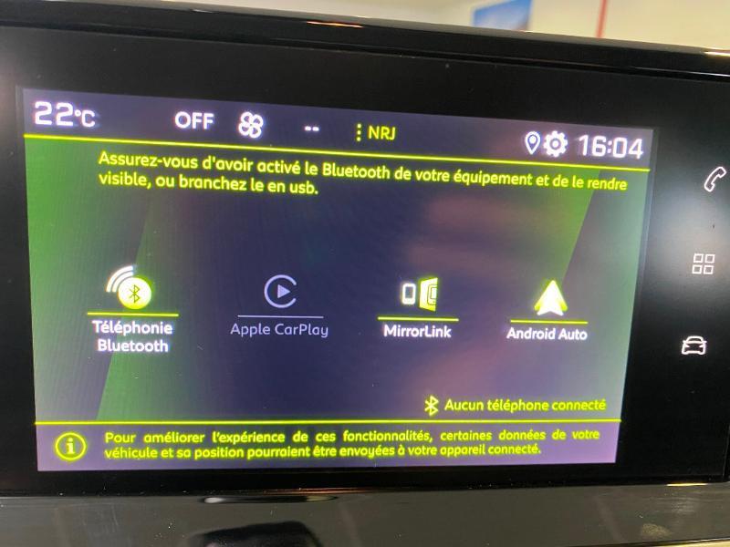 Photo 12 de l'offre de PEUGEOT 208 1.5 BlueHDi 100ch S&S Allure Pack à 21690€ chez Duval Automobiles