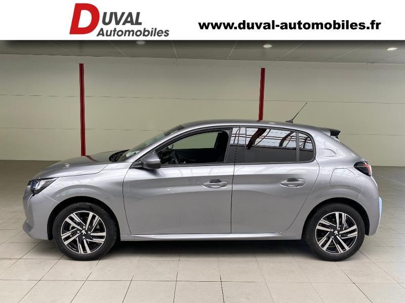 Photo 3 de l'offre de PEUGEOT 208 1.5 BlueHDi 100ch S&S Allure Pack à 21990€ chez Duval Automobiles