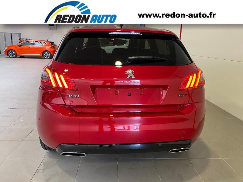 Photo 14 de l'offre de PEUGEOT 308 1.5 BlueHDi 130ch S&S GT Pack EAT8 à 26890€ chez Duval Automobiles
