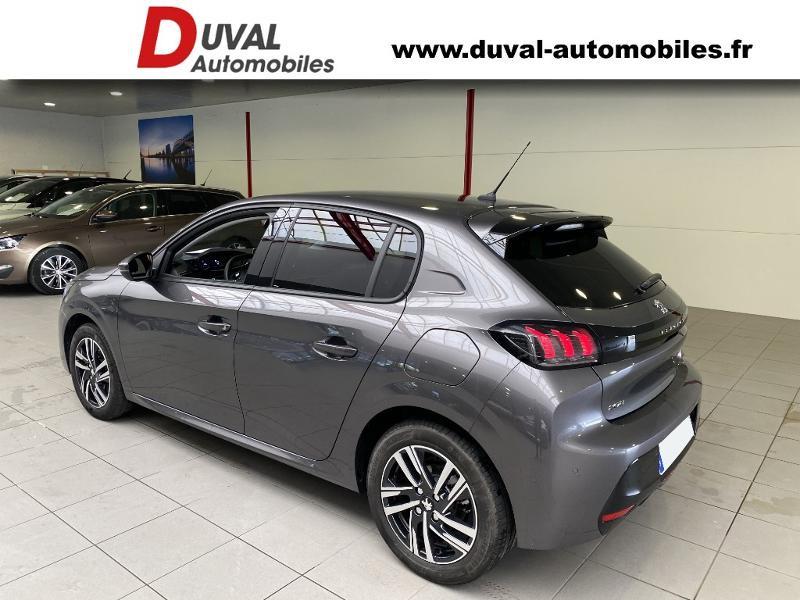 Photo 4 de l'offre de PEUGEOT 208 1.5 BlueHDi 100ch S&S Allure Pack à 21990€ chez Duval Automobiles