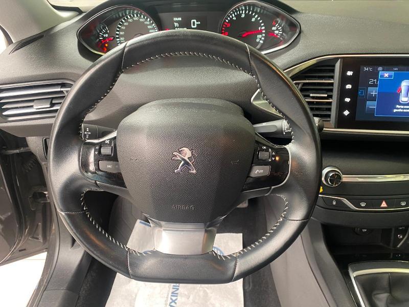 Photo 7 de l'offre de PEUGEOT 308 1.6 BlueHDi 120ch Active Business S&S EAT6 5p à 14490€ chez Duval Automobiles