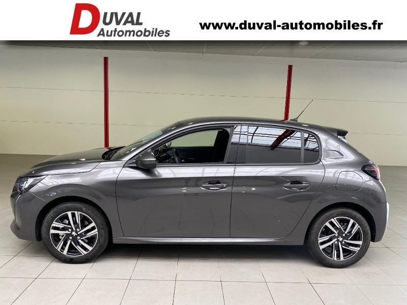 Photo 3 de l'offre de PEUGEOT 208 1.5 BlueHDi 100ch S&S Allure Pack à 21490€ chez Duval Automobiles