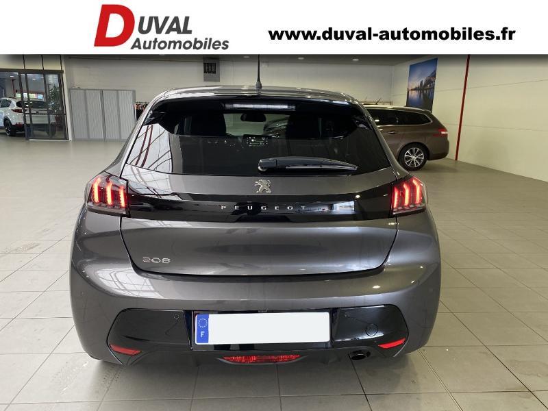 Photo 18 de l'offre de PEUGEOT 208 1.5 BlueHDi 100ch S&S Allure Pack à 21490€ chez Duval Automobiles