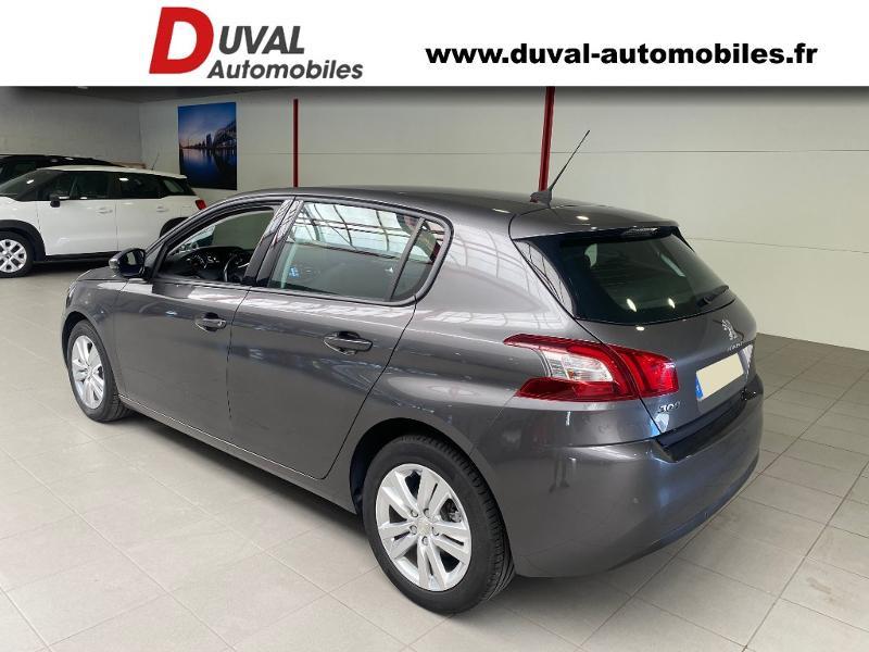 Photo 4 de l'offre de PEUGEOT 308 1.6 BlueHDi 120ch Active Business S&S EAT6 5p à 14490€ chez Duval Automobiles