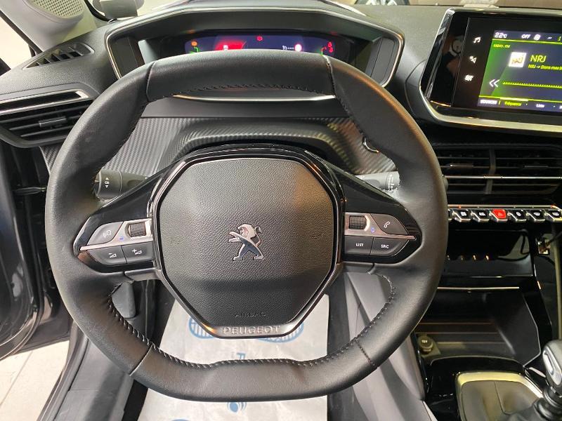 Photo 15 de l'offre de PEUGEOT 208 1.5 BlueHDi 100ch S&S Allure Pack à 21490€ chez Duval Automobiles