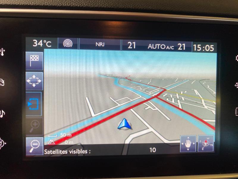 Photo 9 de l'offre de PEUGEOT 308 1.6 BlueHDi 120ch Active Business S&S EAT6 5p à 14490€ chez Duval Automobiles
