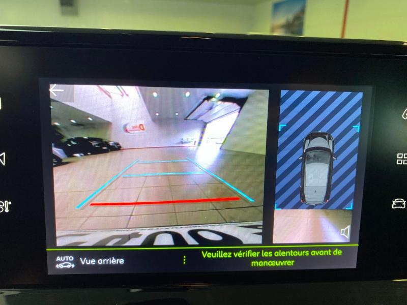 Photo 10 de l'offre de PEUGEOT 208 1.5 BlueHDi 100ch S&S Allure Pack à 21990€ chez Duval Automobiles