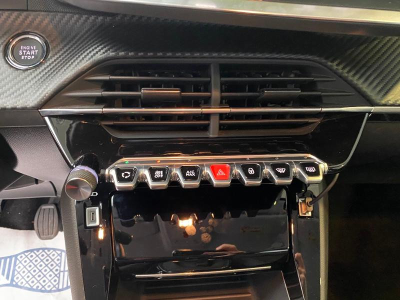 Photo 13 de l'offre de PEUGEOT 208 1.5 BlueHDi 100ch S&S Allure Pack à 21490€ chez Duval Automobiles