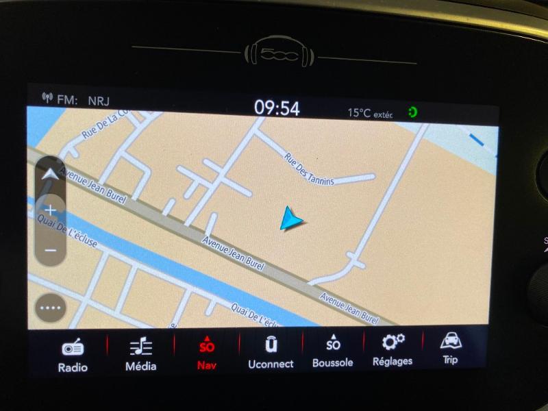 Photo 9 de l'offre de FIAT 500X 1.6 Multijet 120ch Urban à 16990€ chez Duval Automobiles