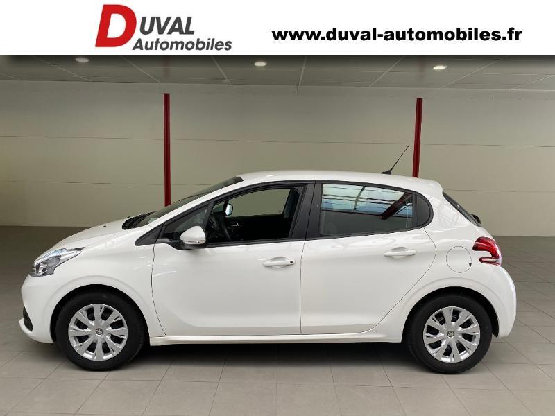 Photo 3 de l'offre de PEUGEOT 208 1.5 BlueHDi 100ch E6.c S&S Active à 12490€ chez Duval Automobiles
