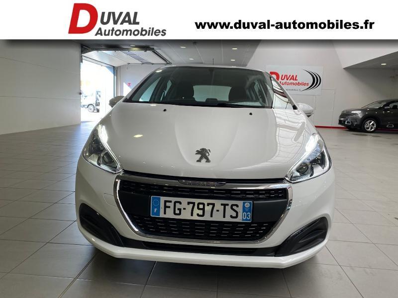 Photo 2 de l'offre de PEUGEOT 208 1.5 BlueHDi 100ch E6.c S&S Active à 12490€ chez Duval Automobiles