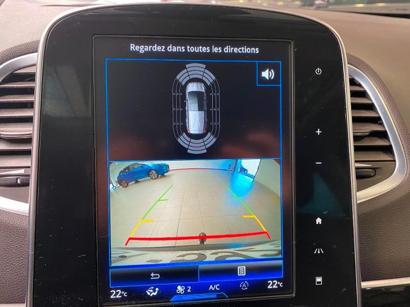 Photo 10 de l'offre de RENAULT Espace 1.6 dCi 160ch energy Zen EDC à 16990€ chez Duval Automobiles