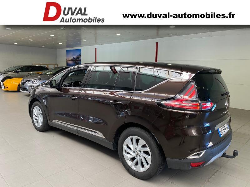 Photo 4 de l'offre de RENAULT Espace 1.6 dCi 160ch energy Zen EDC à 16990€ chez Duval Automobiles