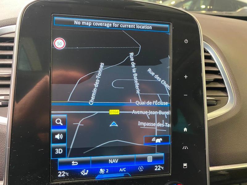 Photo 9 de l'offre de RENAULT Espace 1.6 dCi 160ch energy Zen EDC à 16990€ chez Duval Automobiles