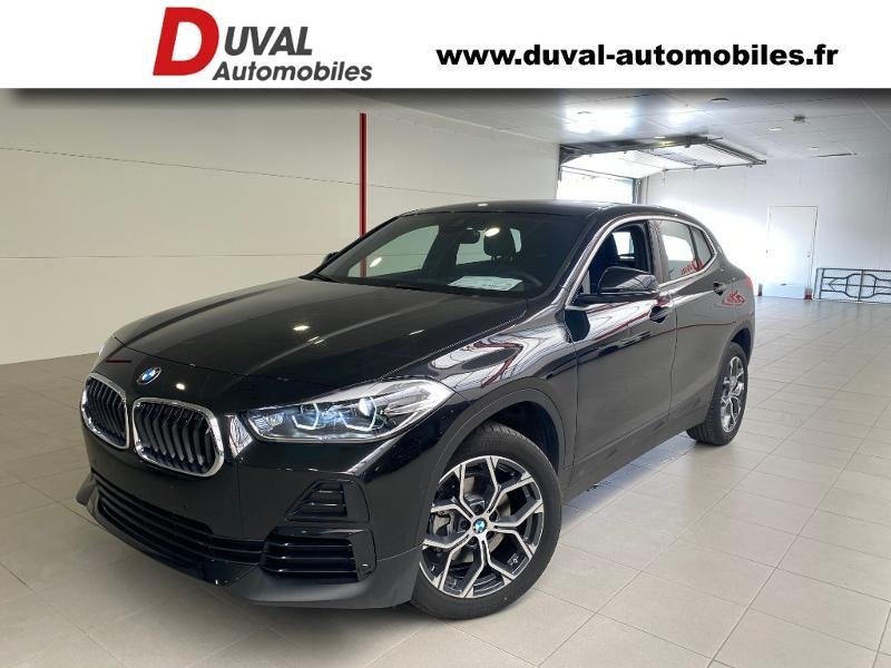 Photo 1 de l'offre de BMW X2 sDrive18dA 150ch M Sport Euro6d-T à 38490€ chez Duval Automobiles