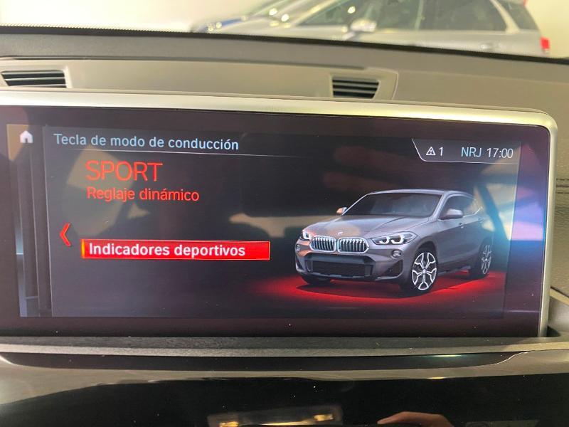 Photo 15 de l'offre de BMW X2 sDrive18dA 150ch M Sport Euro6d-T à 38490€ chez Duval Automobiles