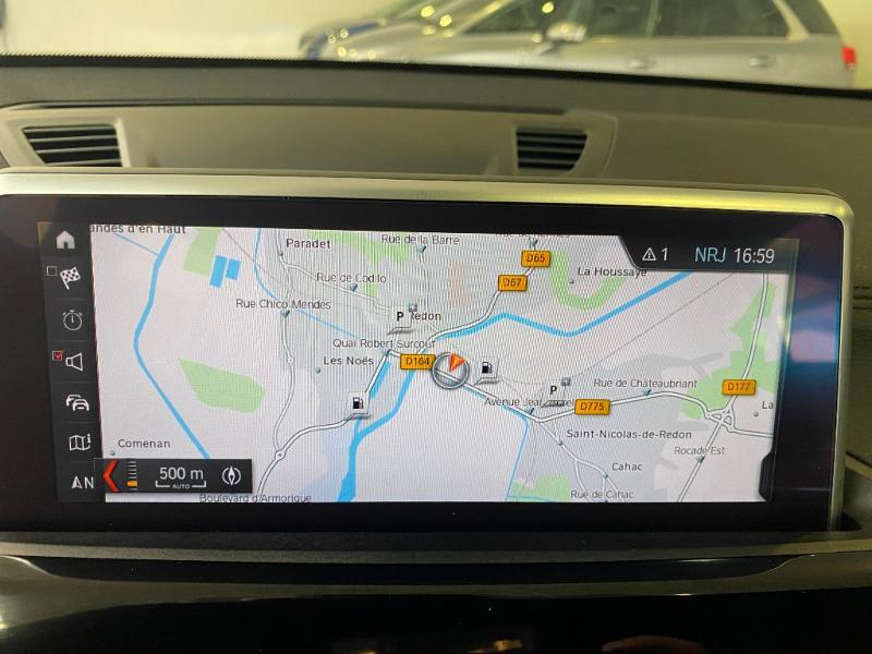 Photo 9 de l'offre de BMW X2 sDrive18dA 150ch M Sport Euro6d-T à 38490€ chez Duval Automobiles