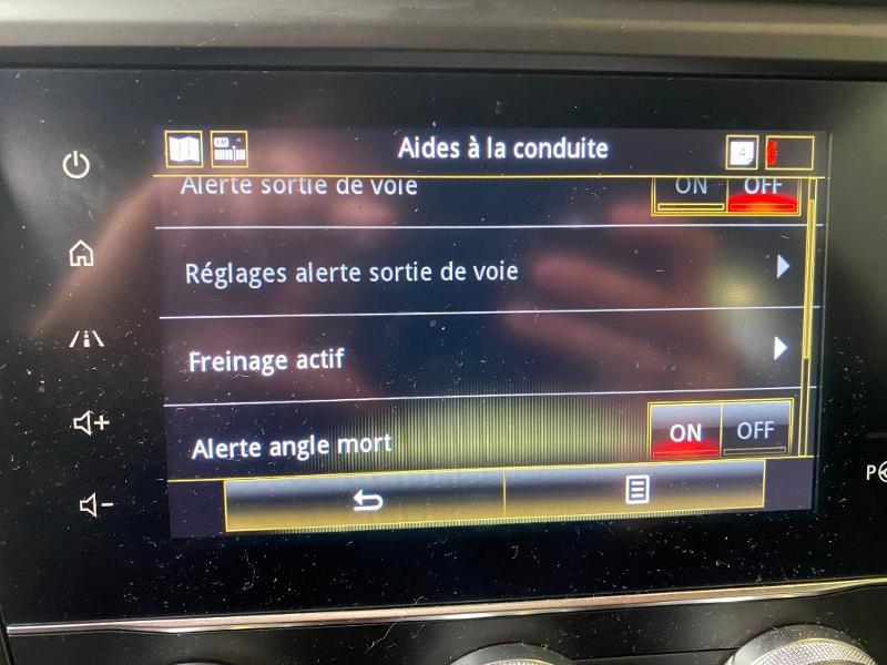 Photo 14 de l'offre de RENAULT Kadjar 1.3 TCe 160ch FAP Black Edition SL EDC à 22490€ chez Duval Automobiles