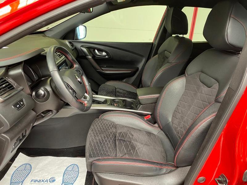 Photo 5 de l'offre de RENAULT Kadjar 1.3 TCe 160ch FAP Black Edition SL EDC à 22490€ chez Duval Automobiles