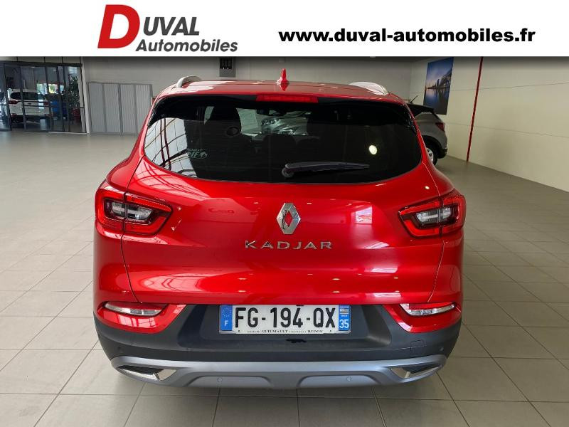 Photo 17 de l'offre de RENAULT Kadjar 1.3 TCe 160ch FAP Black Edition SL EDC à 22490€ chez Duval Automobiles