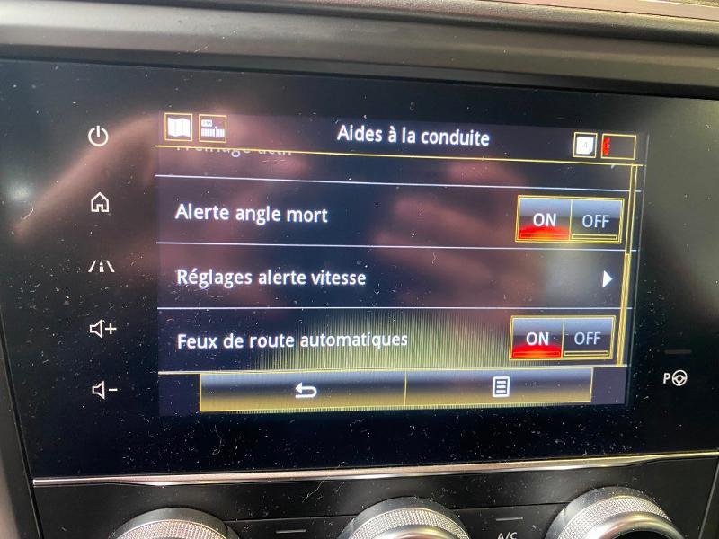 Photo 15 de l'offre de RENAULT Kadjar 1.3 TCe 160ch FAP Black Edition SL EDC à 22490€ chez Duval Automobiles