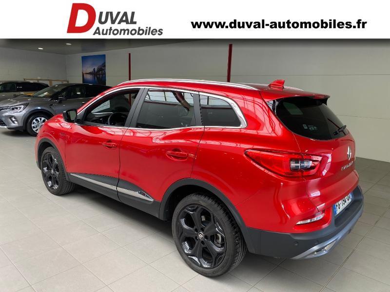 Photo 4 de l'offre de RENAULT Kadjar 1.3 TCe 160ch FAP Black Edition SL EDC à 22490€ chez Duval Automobiles