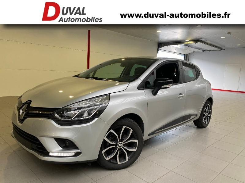 Renault Clio 0.9 TCe 90ch energy Limited 5p Euro6c Essence GRIS PLATINE Occasion à vendre
