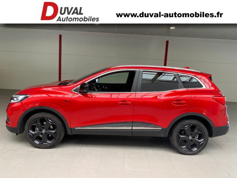Photo 3 de l'offre de RENAULT Kadjar 1.3 TCe 160ch FAP Black Edition SL EDC à 22490€ chez Duval Automobiles