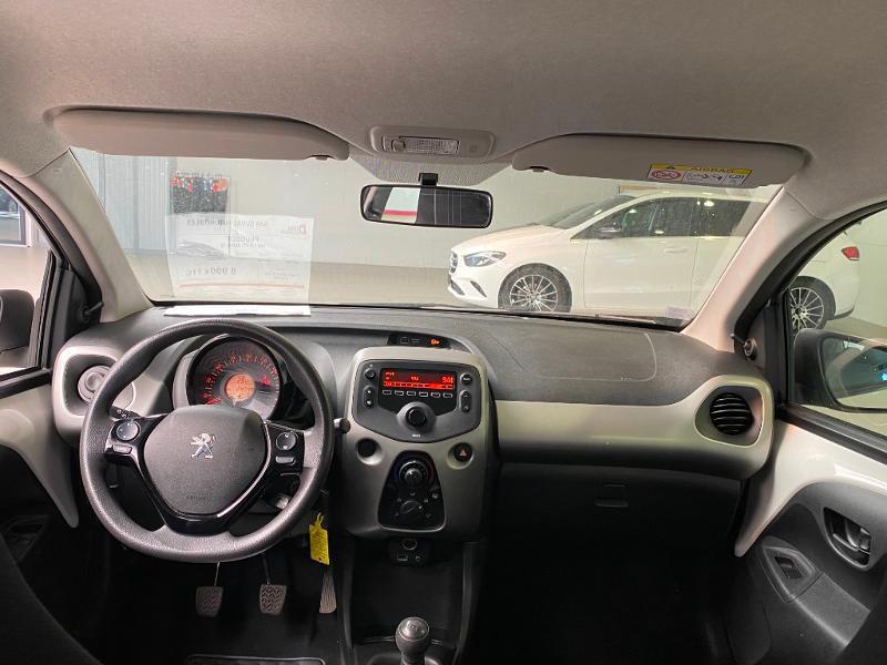 Photo 7 de l'offre de PEUGEOT 108 1.0 VTi Active 3p à 8990€ chez Duval Automobiles