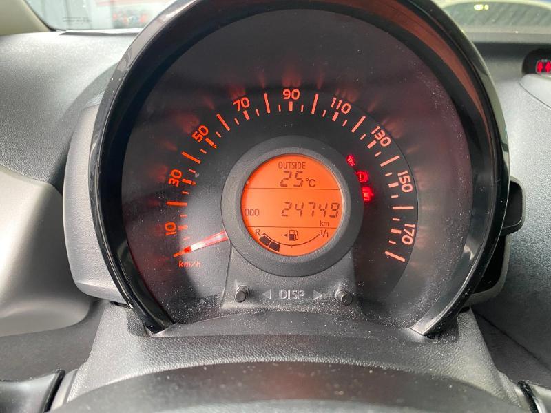 Photo 10 de l'offre de PEUGEOT 108 1.0 VTi Active 3p à 8990€ chez Duval Automobiles
