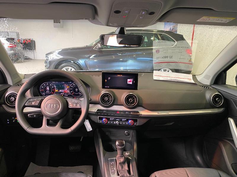 Photo 6 de l'offre de AUDI Q2 35 TFSI 150ch Business line S tronic 7 à 31990€ chez Duval Automobiles