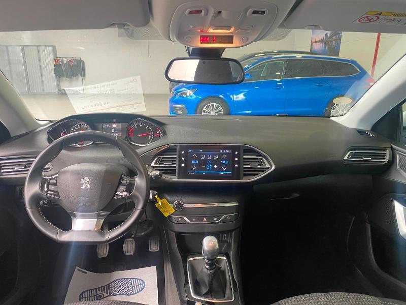 Photo 7 de l'offre de PEUGEOT 308 1.6 BlueHDi 120ch S&S Active Business Basse Consommation à 15890€ chez Duval Automobiles