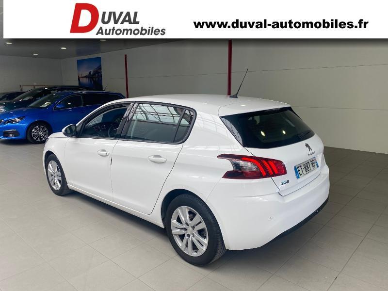 Photo 2 de l'offre de PEUGEOT 308 1.6 BlueHDi 120ch S&S Active Business Basse Consommation à 15890€ chez Duval Automobiles