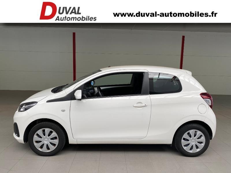 Photo 2 de l'offre de PEUGEOT 108 1.0 VTi Active 3p à 8990€ chez Duval Automobiles