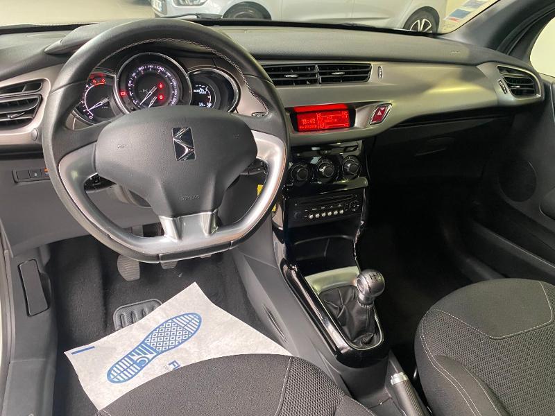 Photo 6 de l'offre de DS DS 3 BlueHDi 100ch So Chic S&S 2 PLACES SOCIETE à 9490€ chez Duval Automobiles